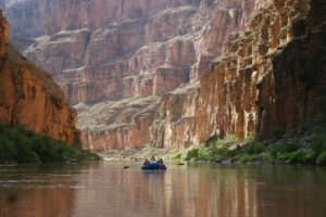 What are the physical requirements for rafting?