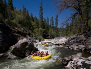 California Rafting Whitewater