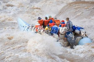 White Water Rafting in the Americas