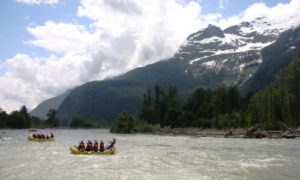 Whitewater Rafting Packages