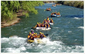 Rafting Physical Fitness