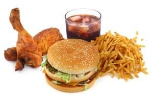 Fast Food Meals Still Unhealthy