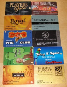 Casino Slot Cards