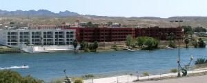 Bullhead City on the Colorado