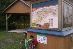 Prescott Russell bike trail