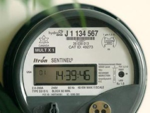 Smart Meters for Electrical Usage