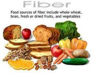 High fiber Diets