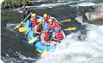 White Water Rafting Shenandoah River