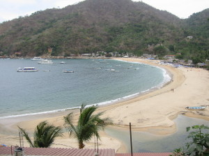yelapa beach Mexico