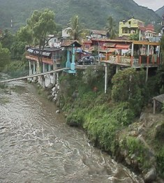 White Water Rafting in Mexico