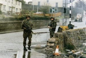 Road Side Check Points in Belfast