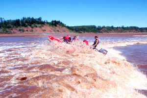 White Water Rafting Nova Scotia