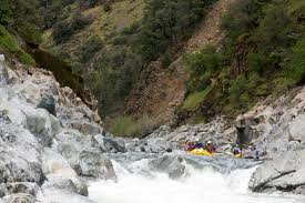 American South Fork White Water Rafting