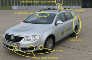 Googles Driverless Car