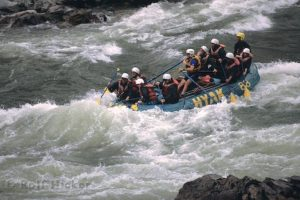 River Water Rafting