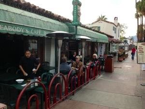 Peabodies in Palm Springs