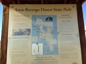 Borrego Springs State Park