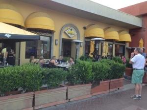 California Pizza Kitchen Palm Springs