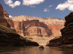 grand canyon raft