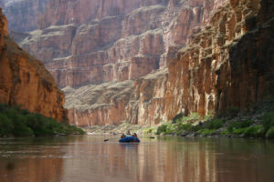raft grand canyon