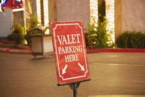 Tipping for Valet Parking