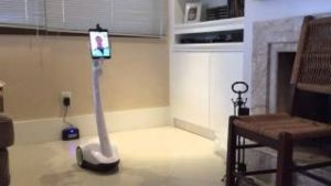 Virtual Presence Through Robots
