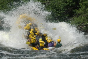 Whitewater Rafting Maine
