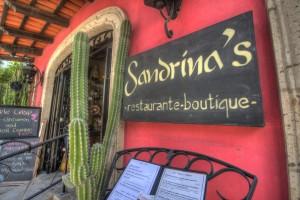 Sandrinas Bucerias Mexico