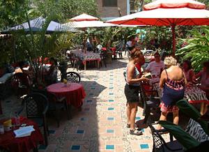 Sandrinas Bucerias restaurant mexico