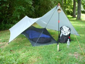 Tarp Shelters For Lightweight Backpackers