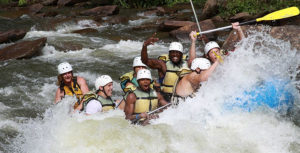 Ocoee Rafting Whitewater