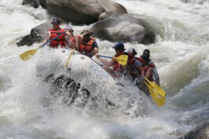 Idaho Rafting Whitewater